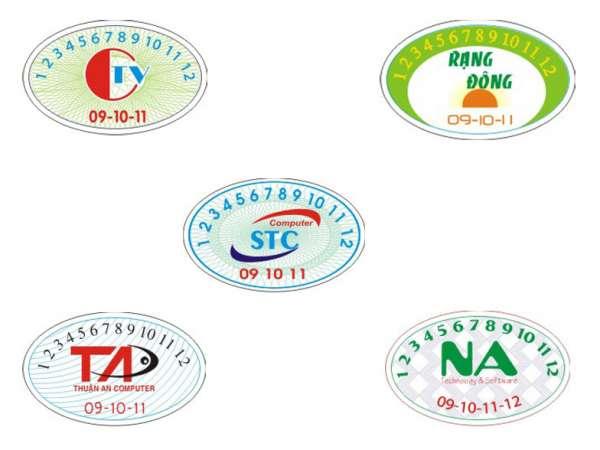 Có nên in tem bảo hành quận Tân Phú