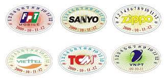 Sản xuất tem bảo hành cảm nhiệt