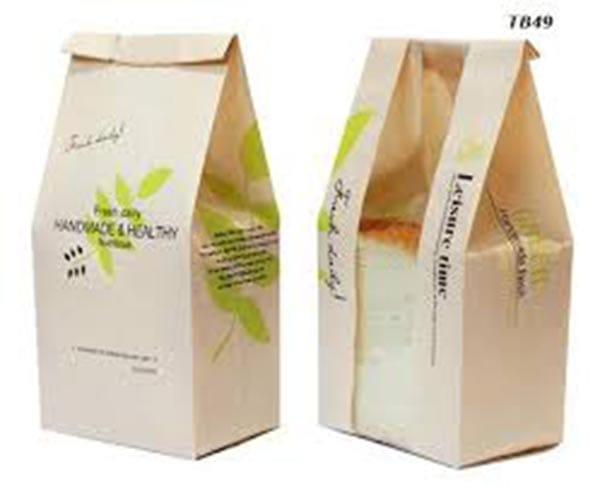 Túi giấy kraft không quai