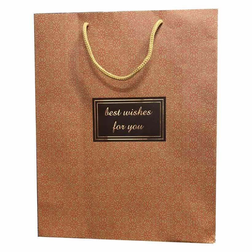 Túi giấy K05-chữ ép kim - Xưởng in offset