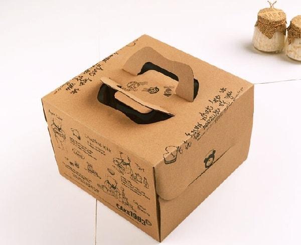 hộp giấy đựng thực phẩm giá rẻ
