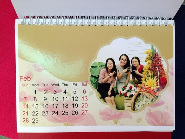 in lich tết tại Ninh Thuận
