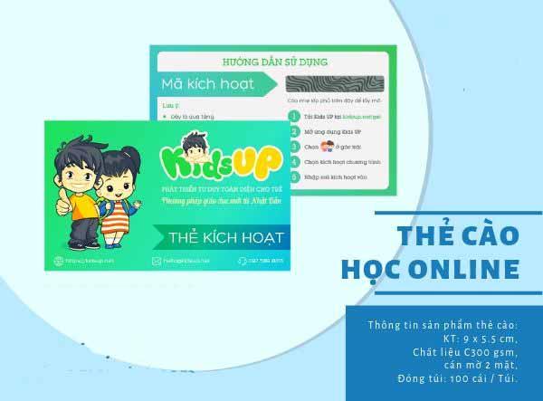 in thẻ cào trúng thưởng tại Lâm Đồng