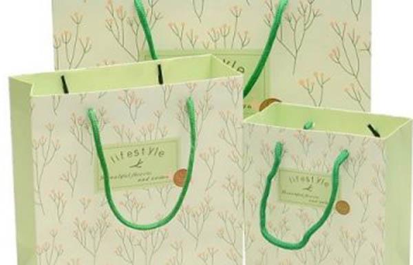 In túi giấy đựng quà có sẵn tại Ninh Thuận