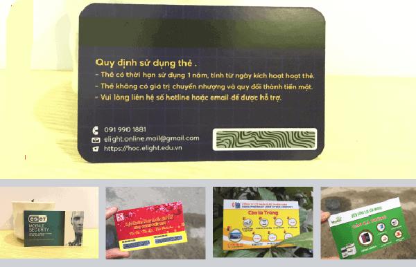 in thẻ cào trúng thưởng tại Tây Ninh