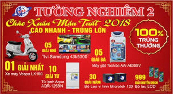 sản xuất thẻ cào tại Kon Tum