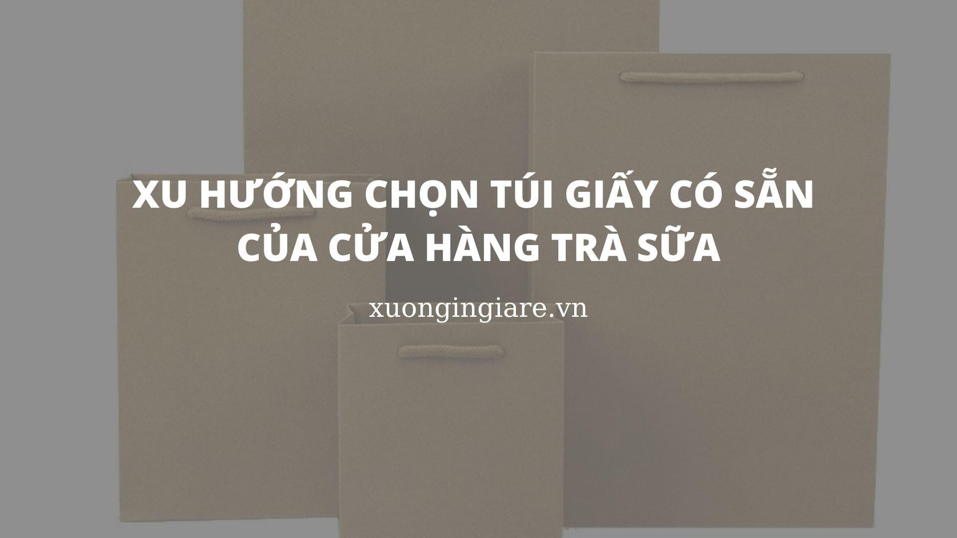 xu-huong-chon-tui-giay-co-san- cua-cua-hang-tra-sua