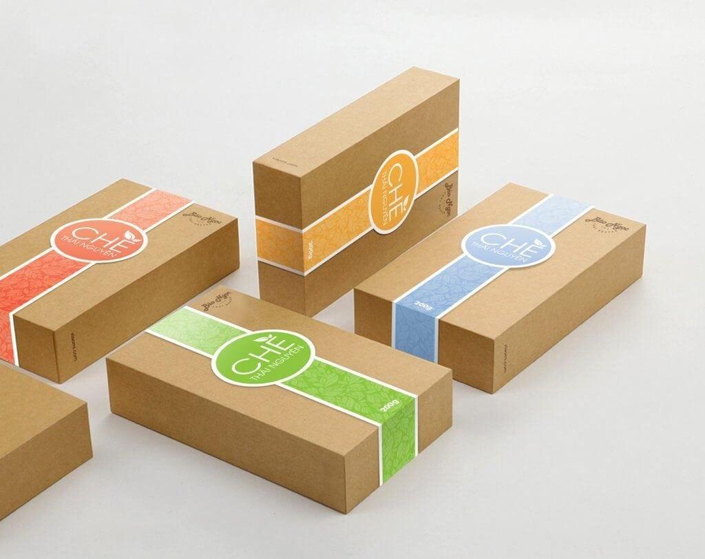 Nên chọn thiết kế và in hộp giấy cứng cùng một đơn vị in