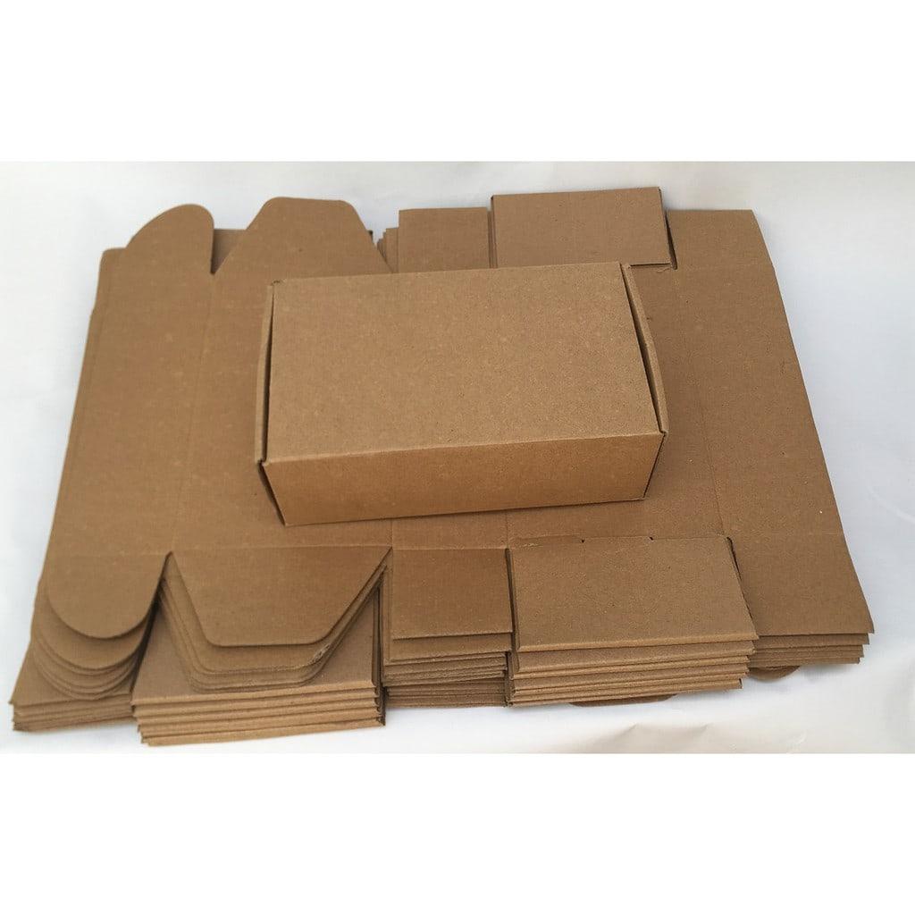 Hộp giấy cứng giá rẻ, tiện lợi, tiết kiệm diện tích khi lưu kho