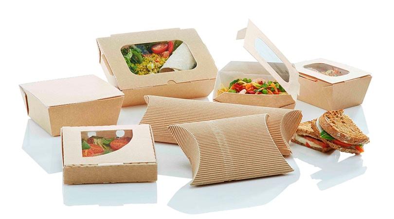 Hộp giấy bảo quản thức ăn rất tốt