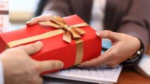 Giá trị của một món quà không nằm ở giá tiền