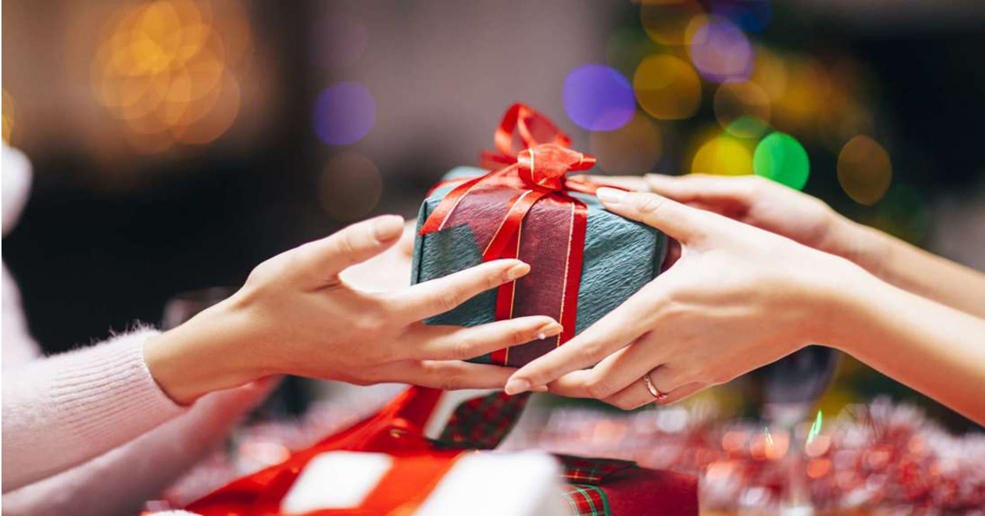 Xác định mục đích của việc tặng quà