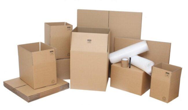 Hộp carton tái chế - Điểm danh đồ nội thất được tái chế từ loại hộp này