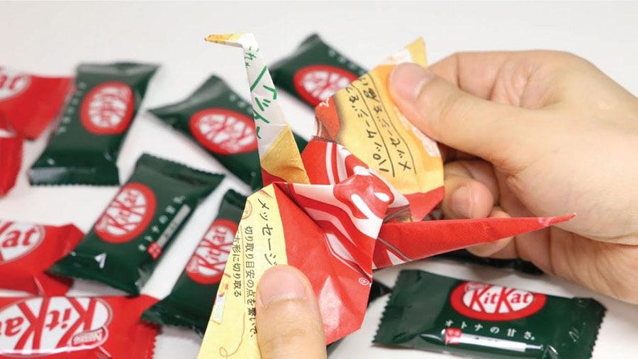 """Bao bì giấy - Thổi hồn vào """"tác phẩm"""" của người Nhật Bản"""