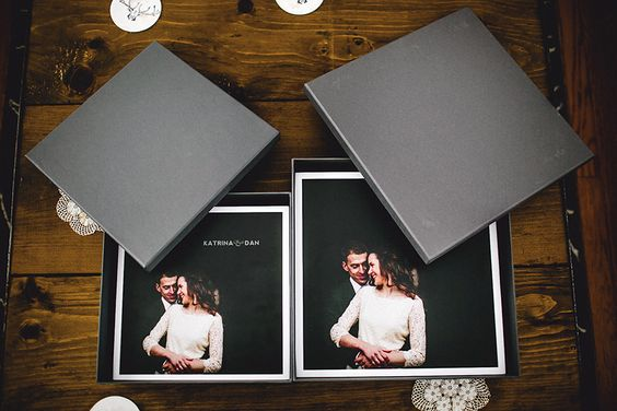 Hộp cứng Album - Nơi lưu trữ những kỉ niệm đẹp đẽ