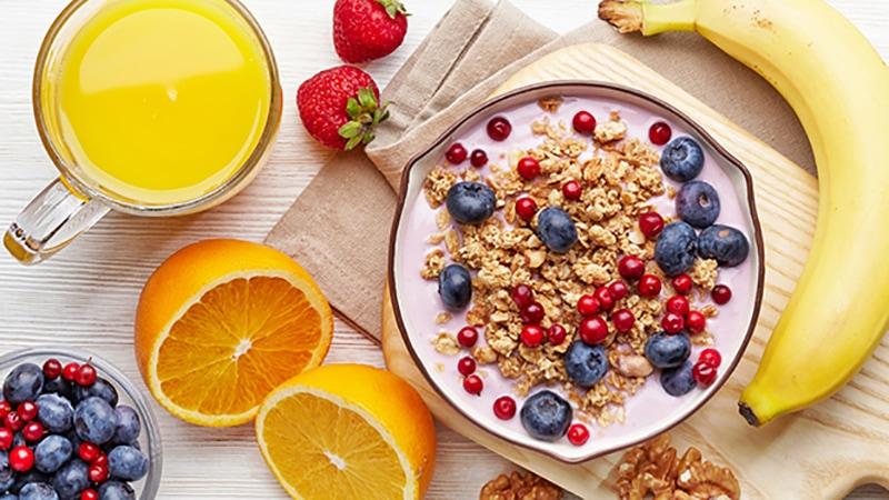 Hộp giấy ngũ cốc - Cánh tay đắc lực cho loại thức ăn sáng dinh dưỡng