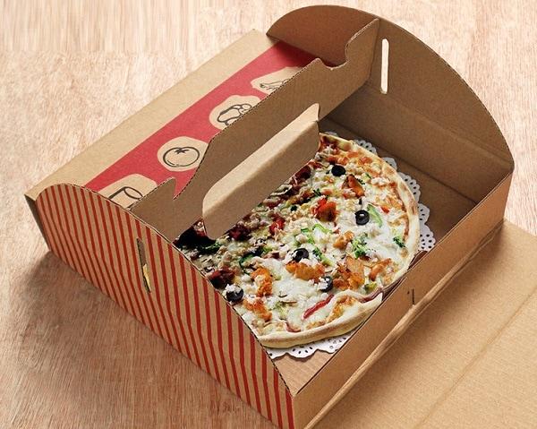 Hộp giấy Pizza - Sự lựa chọn hoàn hảo cho các cửa hàng bánh