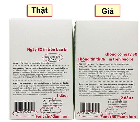 Mã vạch hộp giấy - Kẻ thù đáng gờm của đạo nhái sản phẩm