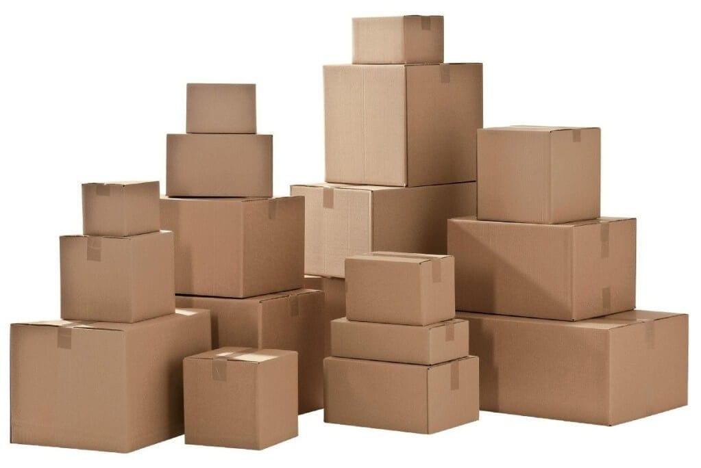 Thùng carton - Những lưu ý khi vận chuyển qua đường hàng không