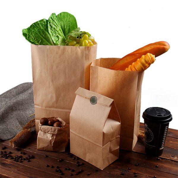 Thể loại túi giấy - 5 loại túi giấy trong 5 lĩnh vực, mục đích khác nhau