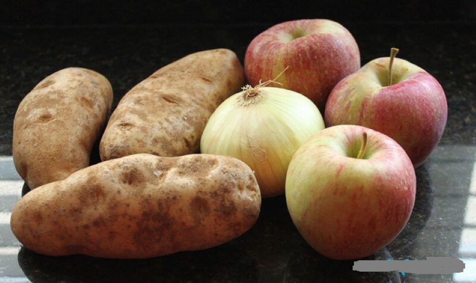 Túi giấy khoai tây và những bí kíp bảo quản bỏ túi cho nội trợ
