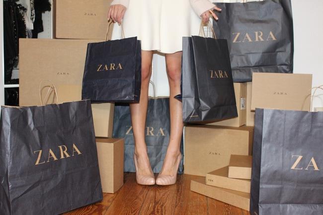 Túi giấy Zara - Linh hồn của một thương hiệu