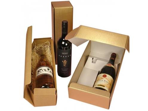 Chọn hộp cứng cao cấp đựng rượu dựa trên chất lượng in ấn