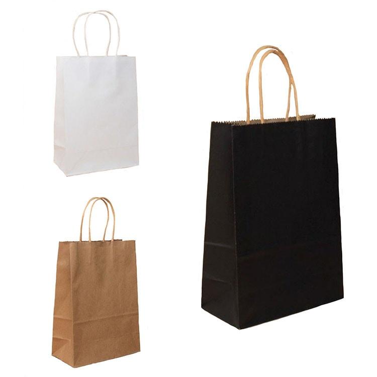 Điểm chung của hộp giấy cứng và túi giấy để đựng quà tặng