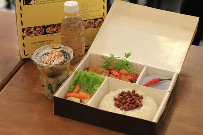 Những mẫu hộp giấy đựng thức ăn nhanh đẹp và ấn tượng