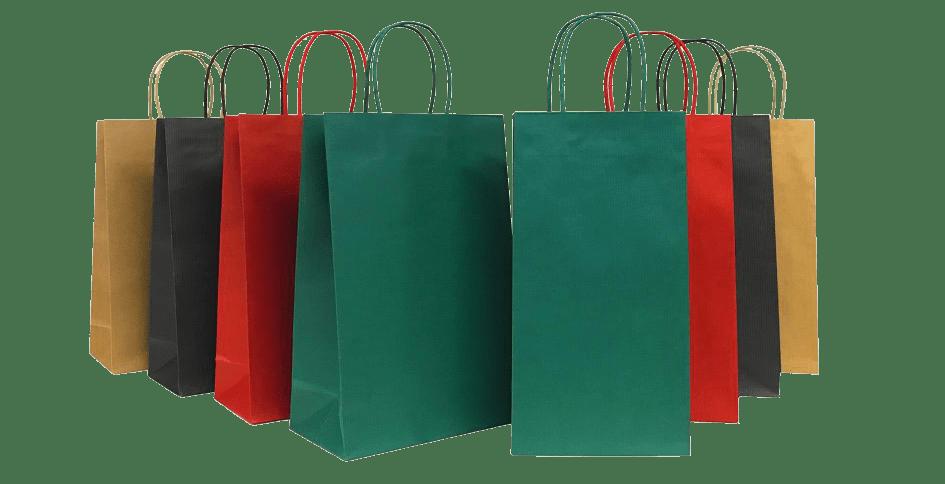 Các loại dây sử dụng cho túi giấy