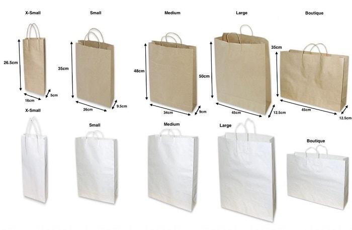 Giới Ưu tiên sử dụng túi giấy - Xu hướng của người tiêu dùng hiện đại về túi giấy Kraft là gì?