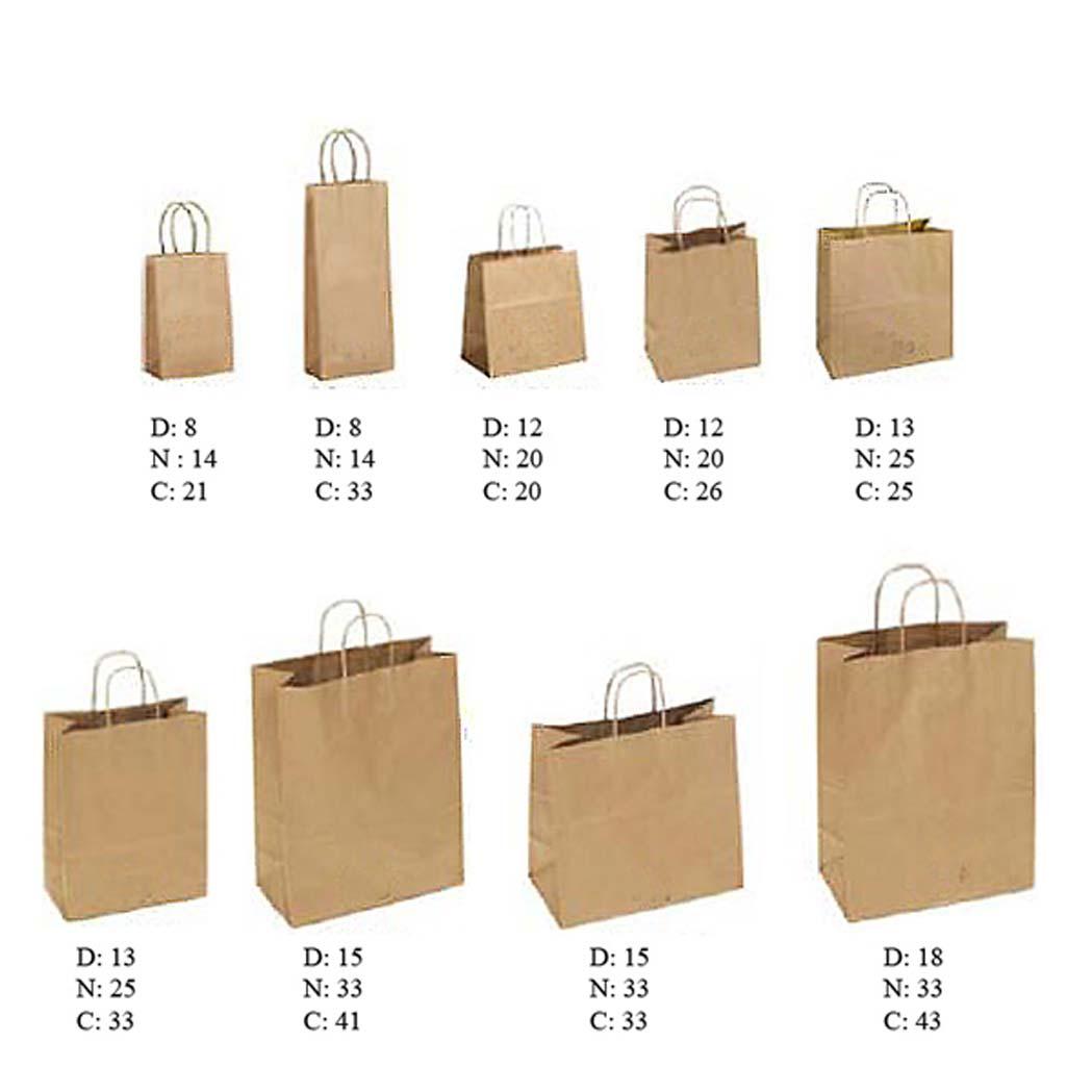 Bước 1: Tiếp nhận nhu cầu của khách hàng về túi giấy