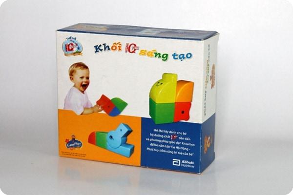 Vật liệu phù hợp cho hộp giấy cứng đựng đồ chơi