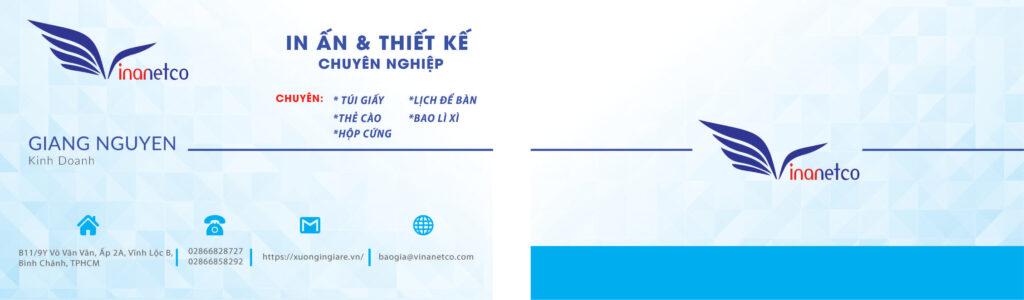 Mẫu danh thiếp, mẫu name card miễn phí, mẫu namecard019