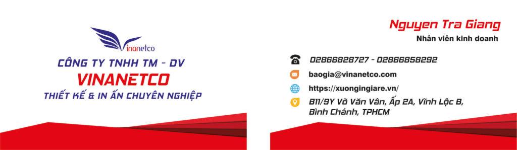 Mẫu danh thiếp cho doanh nghiệp, mẫu namecard023