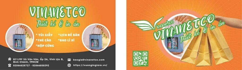Mẫu name card cho shop, mẫu name card cửa hàng, mẫu namecard024