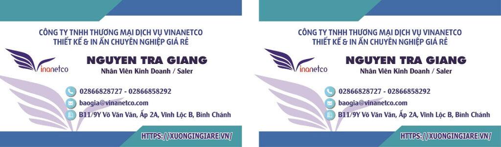 Kích thước name card, Mẫu card visit bán hàng, Download mẫu card visit đẹp file word, mẫu namecard026