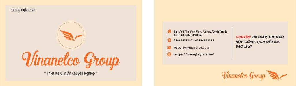 In name card tphcm, in name card giấy mỹ thuật, mẫu namecard075
