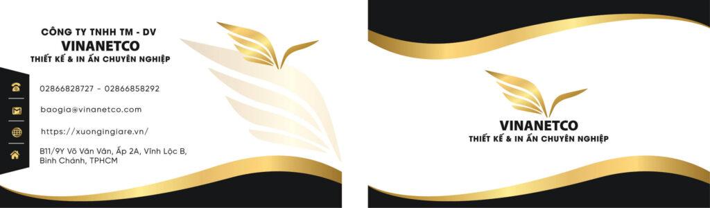 sample of name card design, software for name card design, mẫu namecard122