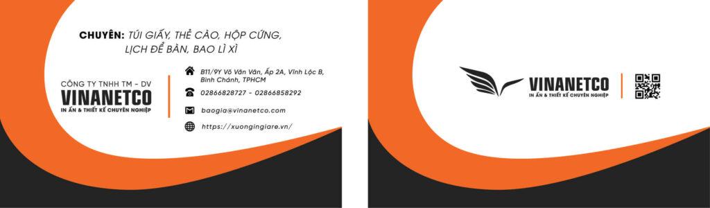 in name card giá rẻ gò vấp, in name card giá rẻ thủ đức, mẫu namecard148